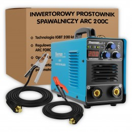 Sherman ARC 200C Inverter...
