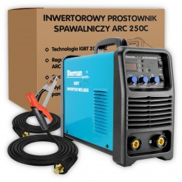 Sherman ARC 250C Inverter...