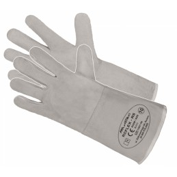 Welding gloves made of cow...
