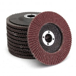 10x Flap Disc 125mm