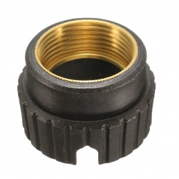 Black and Brass Nut: ∅31mm...