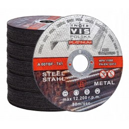 50x Discs for cutting metal...