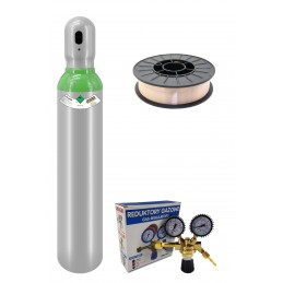 Full gas cylinder CO2/Argon...