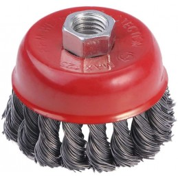 Knot wire wheel cup brush...
