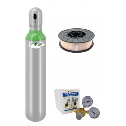 Full gas cylinder Argon/CO2...