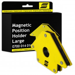 ESAB large Magnetic Angle...